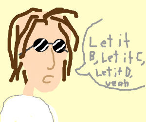 Let it B 2: Let it C