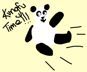 Kungfu time!!!!!
