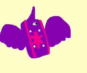 Princess iPhone named Twilight