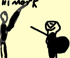 Oh Hi Mark!
