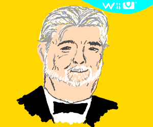 George Lucas is coming to Wii U