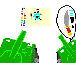 Attack on Drawception