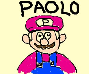 Mario's brother Paulo