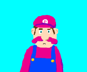Mario's lesser known cousin, Paolo