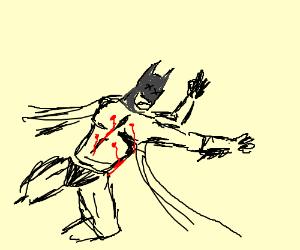 batmans dead.