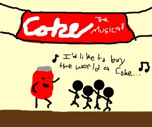 musical coke can