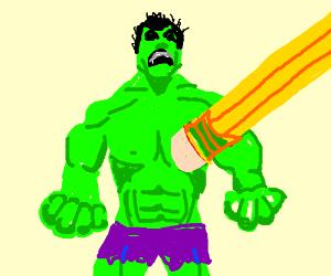 The Indelible Hulk
