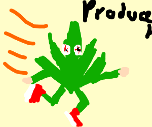Coproducer: Speedweed