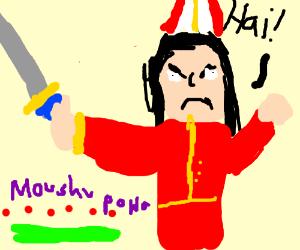 Zhou Yu from Dynasty Warriors