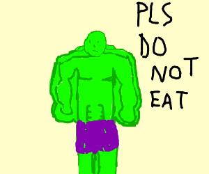 The Inedible Hulk