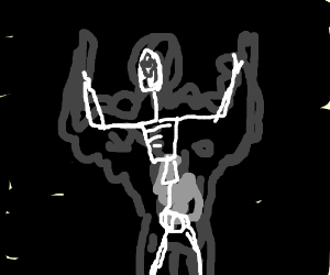Hulk's x-ray