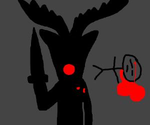 Reindeer murderer