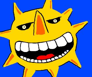 Majora's Sun