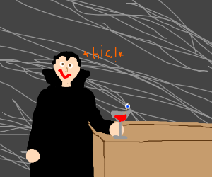 Count Drunkula