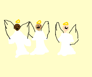 multicultural angels