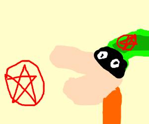 Satanist Goofy