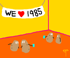 The 1985 potato convention