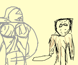Knight vs Sad Jason