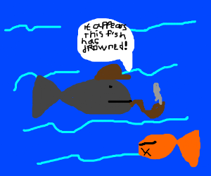 Sherlock Holmfish