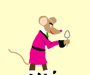 Sherlock Holmes is a rat