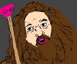 Yer a wizard, Harry Plunger!