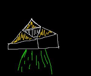 Triforce UFO