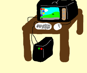 Using a TV as a monitor