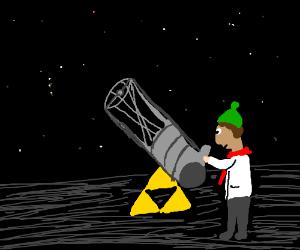 Triforce telescope