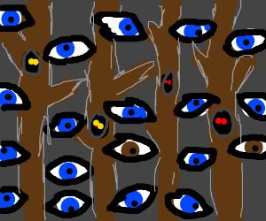 Eyes, ehs, ahs and ihs everywhere
