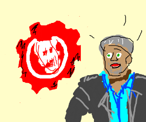 Morgan freeman is scared of gears of war