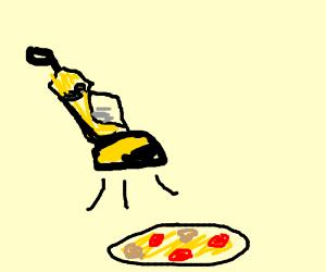 Pizzavacuumer