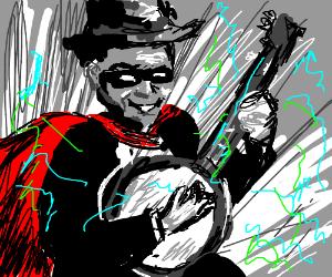 Super Banjo Man