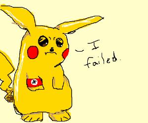 Pikachu Hitler fails