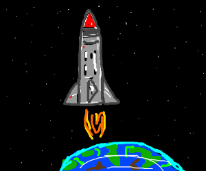 Draw a way out of this world
