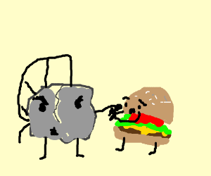 Punk Rock hits the burgers