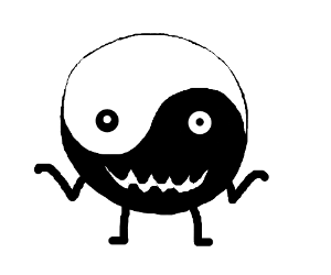 Ying-Yang Monster