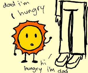 The sun is my son