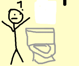 Where's the poster by the toilet!?