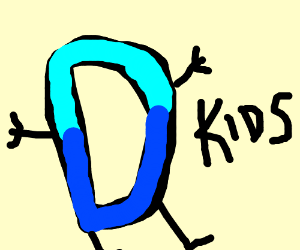 Drawception is for children, too!