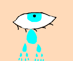 Fractal tears