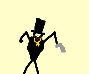 Gangsta Abraham Lincoln