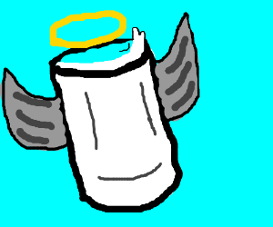 Heavenly Milk
