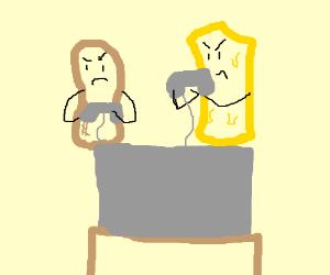 Peanutbuttergamer (Don't draw peanutbutter!)