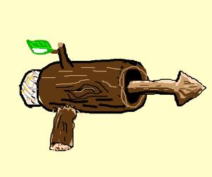 caveman's pistol