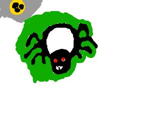 undead radioactive spider
