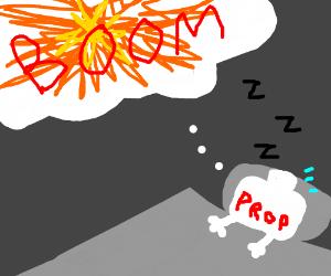Propane Nightmare