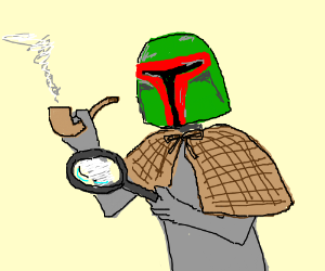 In a galaxy far far away the game is bobafoot