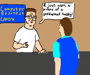 Do I Look Like I Know Hwat A Jpeg Is Drawing By Mark2market