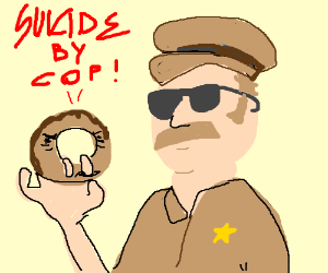 The Donut wants to die