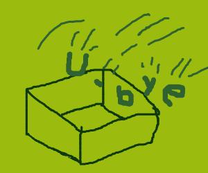 U-bye in a box